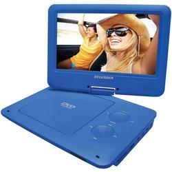 "SYLVANIA SDVD9020B-BLUE 9"" Portable DVD Players with 5-Hour Batt"