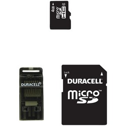 DANE-ELEC DA-3IN1-04G-R 4GB Class 4 microSD(TM) Card