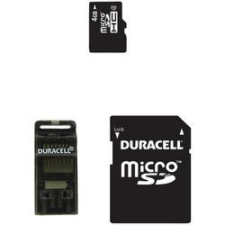 DANE-ELEC DA-3IN1-04G-R 4GB Class 4 microSD(TM) Card