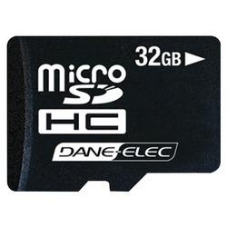 DANE-ELEC DA-3IN1-32G-R microSD(TM) Card (32GB)