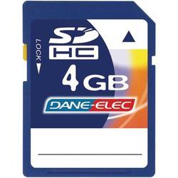 DANE-ELEC DA-SD-4096-R SD(TM) Card (4GB)