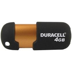 DURACELL DU-ZP-04G-CA-N3-R 4GB USB 2.0 Flash Drive