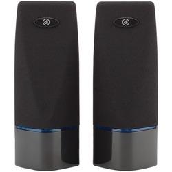 DIGITAL INNOVATIONS 4330100 AcoustiX(TM) Multimedia 2.0 Speakers