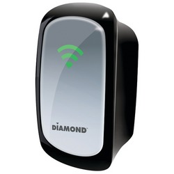 DIAMOND WR300NSI Wireless 802.11 300Mbps Range Extender/Repeater