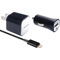 DIGIPOWER IP-PK5 iPhone(R) 5 Home & Car Power Kit