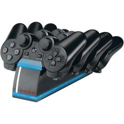 DREAMGEAR DGPS3-1339 PlayStation(R)3 Quad Charging Dock