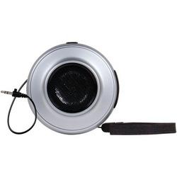 ISOUND ISOUND-1647 GoSound Round Speaker (Silver)