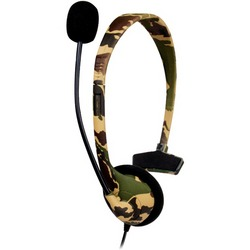 DREAMGEAR DG360-1722 Xbox 360(R) Broadcaster Headset (Camo)