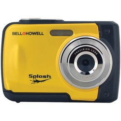 BELL+HOWELL WP10-Y 12.0-Megapixel WP10 Splash Waterproof Digital