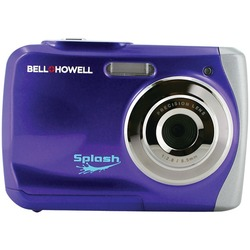 BELL+HOWELL WP7-P 12.0-Megapixel WP7 Splash Waterproof Digital C