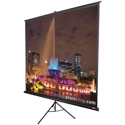 ELITE SCREENS T119UWS1 Tripod Series Projection Screen (1:1 Form