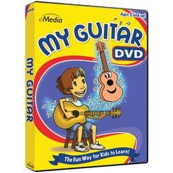 EMEDIA MUSIC DG09091 My Guitar DVD