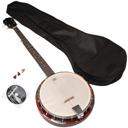EMEDIA MUSIC EB05123 Learn To Play Banjo Pack
