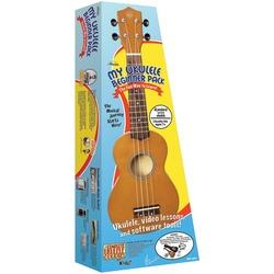 EMEDIA MUSIC EU08153 My Ukulele Beginner Pack for Kids