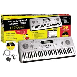 FOR DUMMIES FD05107 Piano for Dummies 61-Key Keyboard Starter Pa