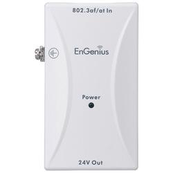 ENGENIUS EPD-4824 Gigabit 802.3af/at Converter