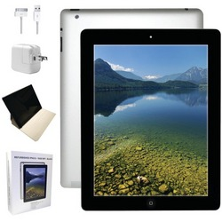 APPLE MC705LLA-ER Refurbished 16GB iPad(R) 3 with Wi-Fi (Black)