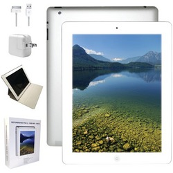 APPLE MD328LLA-ER Refurbished 16GB iPad(R) 3 with Wi-Fi (White)