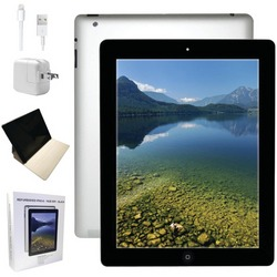 APPLE MD510LLA-ER Refurbished 16GB iPad(R) 4 with Wi-Fi (Black)