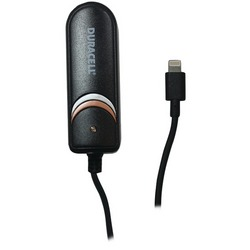 DURACELL DU5265 Lightning(R) 1-Amp Wall Charger