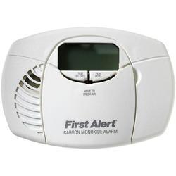 FIRST ALERT CO410 Battery-Powered Carbon Monoxide Alarm (Digital