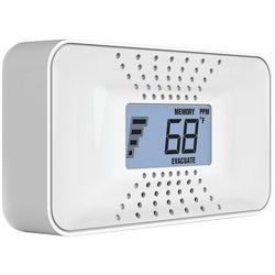 FIRST ALERT CO710 Carbon Monoxide Alarm with Temperature, Digita
