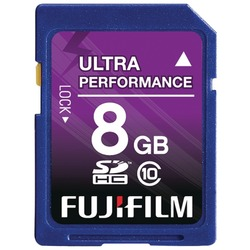 FUJIFILM 600008927 SDHC(TM) Card (8GB)