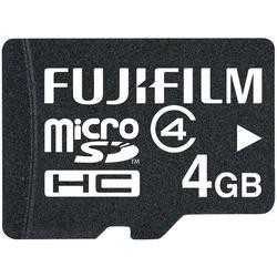 FUJIFILM 600008953 4GB microSDHC(TM) Card