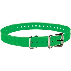 "GARMIN 010-11870-05 Delta(TM) 3/4""-Wide Collar Strap (Green)"