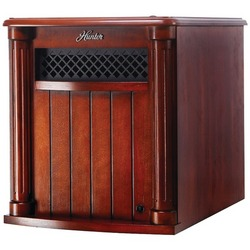 HUNTER H1500RC-CHY IR Wood Heater with Remote (Cherry)