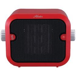 HUNTER PC-003RD Retro Ceramic Space Heater (Red)