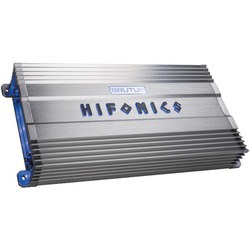 Category: Dropship Automotive, SKU #HIFBG33001D, Title: Hifonics BG-3300.1D BRUTUS Gamma BG Series 3,300-Watt Max Monoblock Super D-Class Amp