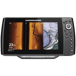 Category: Dropship Outdoors/sport, SKU #HUM4108901, Title: Humminbird 410890-1 HELIX 10 CHIRP MEGA SI+ GPS G3N Fishfinder with Bluetooth & Ethernet