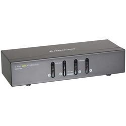 IOGEAR GCS1724 VGA KVM Switch with PS/2 & USB (4 Port)