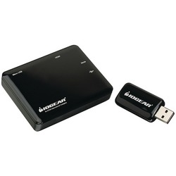 IOGEAR GWAVRKIT Duplicast Wireless Screen Mirroring Kit