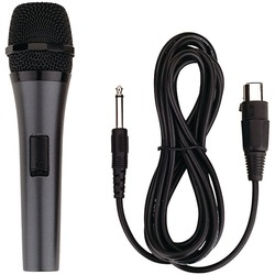 KARAOKE USA M189 Professional Dynamic Microphone with Detachable
