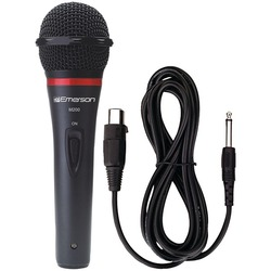 KARAOKE USA M200 Professional Dynamic Microphone with Durable Me