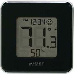 LA CROSSE TECHNOLOGY 302-604B-TBP Indoor Comfort Level Station (