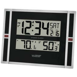 LA CROSSE TECHNOLOGY 513-149 Indoor/Outdoor Thermometer & Atomic