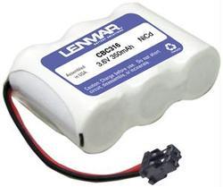 LENMAR CBC316 Panasonic(R) KX-TCM410, Sony(R) SPP-AQ25 & SPP-AQ6