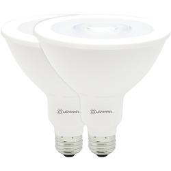 LENMAR LED17PAR38-830-40DW-2 120-Watt LED Soft White Dimmable Sp