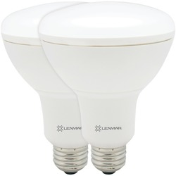 LENMAR LED11BR30-827-D-2 75-Watt LED Warm White Dimmable Flood L