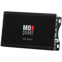 MB Quart NA1-320.4 Nautic Series Compact Powersports Class D Amp