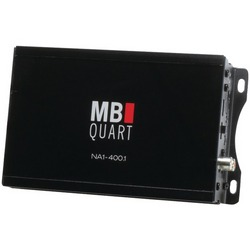 MB Quart NA1-400.1 Nautic Series Compact Powersports Class D Amp