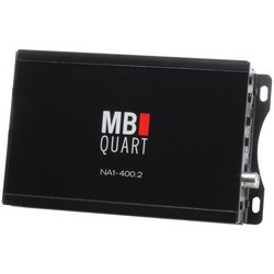 MB Quart NA1-400.2 Nautic Series Compact Powersports Class D Amp
