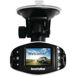 SECURITYMAN CARCAM-SDEII Mini HD Car Camera Recorder II with Imp