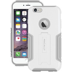 MACALLY KSTANDP6LW iPhone(R) 6 Plus/6s Plus Hard-Shell Case with