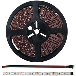 INSTALL BAY 5MRGB-1 LED Strip Light with 16 Selectable Colors, 5