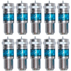 CHANNEL PLUS 2503-10 In-Line Attenuators, 10 pk (3dB)