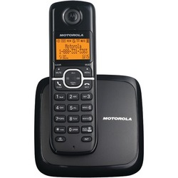 MOTOROLA L601M DECT 6.0 Cordless Phone System with Speakerphone